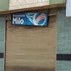 Restaurante Milo en Bogotá