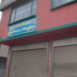 Restaurante Punto y Coma en Bogotá
