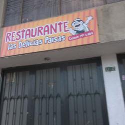 Restaurante Las Delicias Paisas en Bogotá