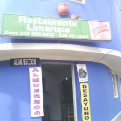 Restaurante Limarupa en Bogotá