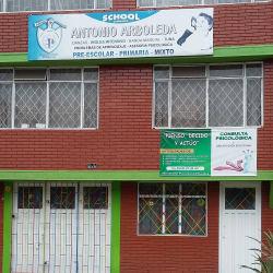 Gimnasio Antonio Arboleda en Bogotá
