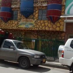 Gimnasio Castillo del Saber en Bogotá