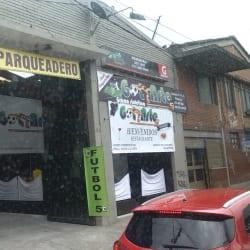 Gol & Arte Gourmet  en Bogotá