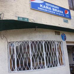 Restaurante Kaña Brava en Bogotá