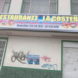 Restaurante La Costeña en Bogotá