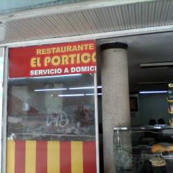 Restaurante El Portico en Bogotá
