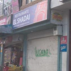Restaurante El Shadai en Bogotá