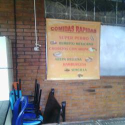 Restaurante Doña Uva en Bogotá