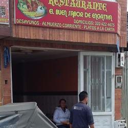 Restaurante El Buen Sabor de Engativá en Bogotá