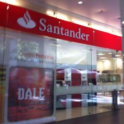 Banco Santander - Cerro El Plomo en Santiago