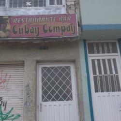 Restaurante Bar Cubay Compay en Bogotá