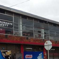 Restaurante buffet V&P en Bogotá
