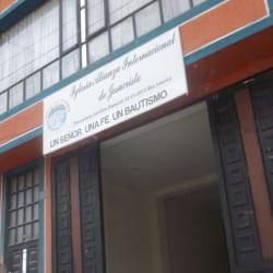 Iglesia Alianza Internacional De Jesucristo en Bogotá
