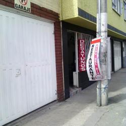 Restaurante Carrera 70G con 69B en Bogotá