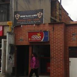 Indumetalicas Alonso en Bogotá