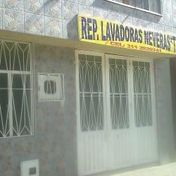 Reparacion Neveras Lavadoras TV en Bogotá