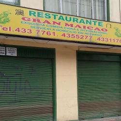 Restaurante Gran Maicao en Bogotá