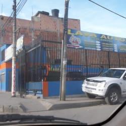 Lava Autos Ecolavatom en Bogotá