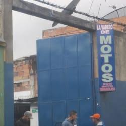 Lavadero de Motos en Bogotá