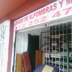 Lavado de Alfombras y Muebles en Bogotá