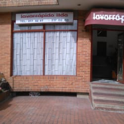 Lavarrapido Ltda en Bogotá