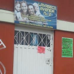 Lavaseco Avenida No. 2 en Bogotá