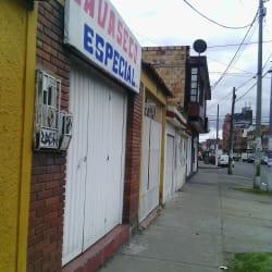Lavaseco Especial en Bogotá