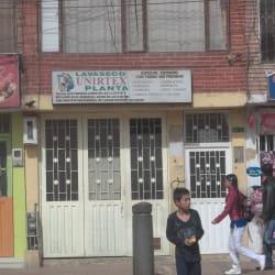 Lavaseco Unirtex planta en Bogotá
