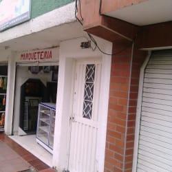Vidrios & Espejos Martul en Bogotá