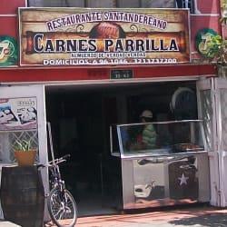 Restaurante Santandereano Carnes Parrilla en Bogotá