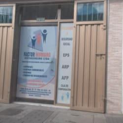 Factor Humano Outsourcing Ltda en Bogotá