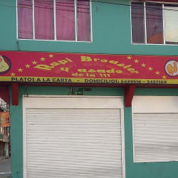 Rápi Broaster y Asado de la 111 en Bogotá