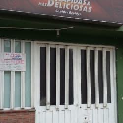 Rápidas & Más Deliciosas en Bogotá