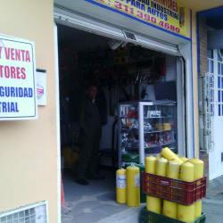 Recargas y Venta de Extintores  en Bogotá