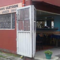 Restaurante Cartoon en Bogotá
