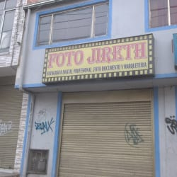 Foto Jireht en Bogotá