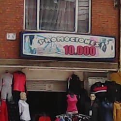 Promociones 10.000 en Bogotá