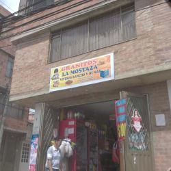 Granitos La Mostaza en Bogotá