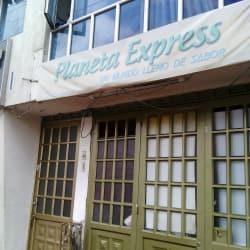 Planeta Express  en Bogotá