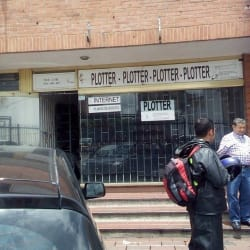 guiallo plotter en Bogotá