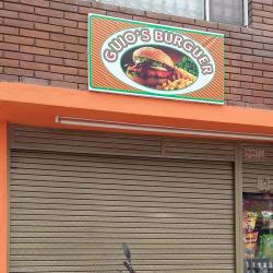Guio's Burguer en Bogotá