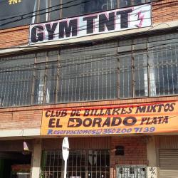 GYM TNT en Bogotá