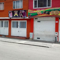 Pizza Mario's en Bogotá