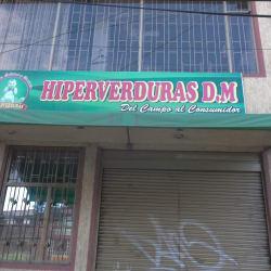 Hiperverduras D.M en Bogotá