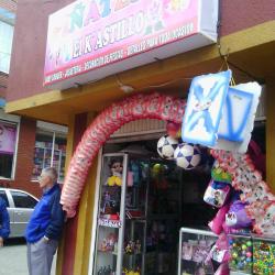 Piñateria el K'astillo en Bogotá
