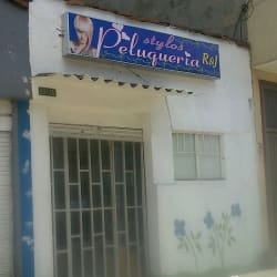 Peluquería Stylos R&G en Bogotá