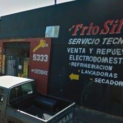 Servicio Técnico Frio Silva en Santiago