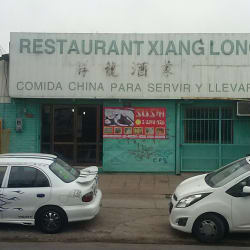 Restaurant Xiang Long en Santiago