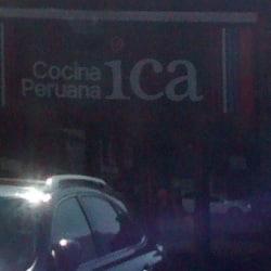 Restaurant Ica en Santiago