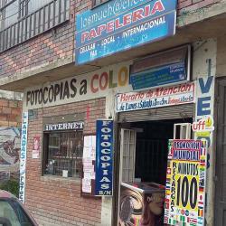 Losmuch@chos.com en Bogotá